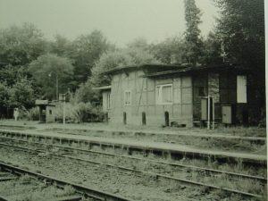 Bahnhof Rohlfshagen 1960