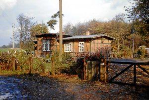 Bahnhof Rohlfshagen 1966 - Foto Kreisarchiv Stormarn Schwerdtfeger