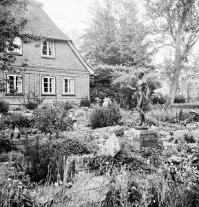 hier steht der Jüngling noch in der Rohlfshagener Butz - 1957 - Foto Kreisarchiv Stormarn Marfels